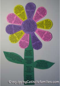 Prayer Petal Flower