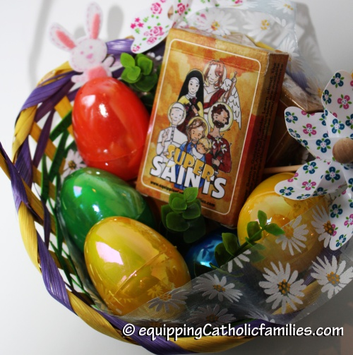 Saints Easter Basket