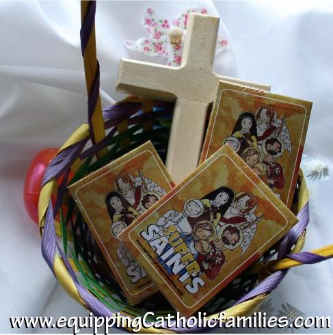 Easter Basket 3 decks