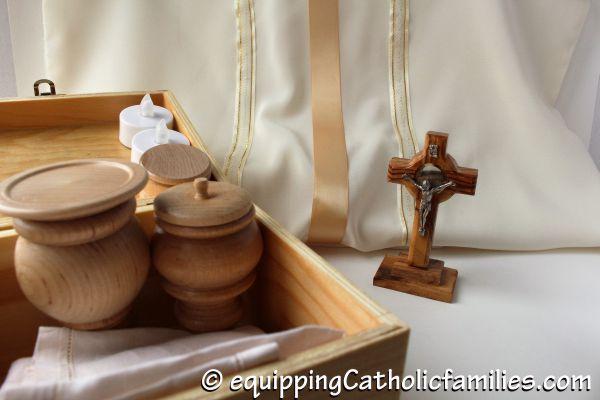Mass Kit blessing