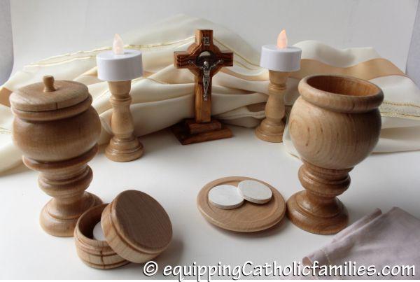 Mass Kit with crucifix