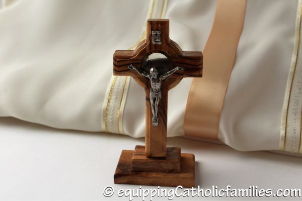 crucifix from the Holy Land