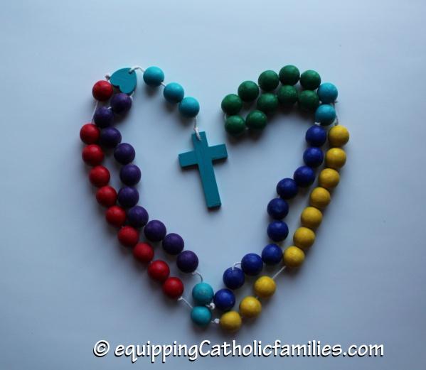 kid rosary